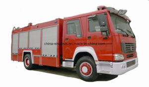 Professional Supply Isuzu Fire Engine Fire Fight Truck of Water Foam Type pictures & photos