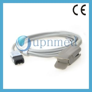 Datex-Ohmeda Oxy-F4-Mc Adult Finger Clip SpO2 Sensor, 9pin pictures & photos
