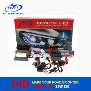 Promotion Price HID Headlights 35W DC Slim HID Xenon Kit H1 H3 H7 H11 9005 9006 Xenon Bulb pictures & photos