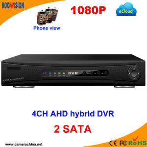 4 Channel Ahd H. 264 DVR pictures & photos