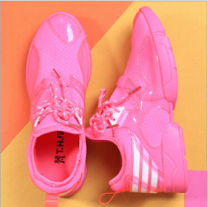 Sport Jelly Shoes Casual Neon Candy Color Woman Shoe (AKCS13) pictures & photos