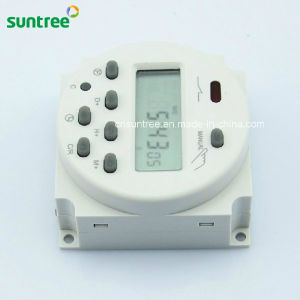 Cn101A 12V LCD Display Digital Timer Switch pictures & photos