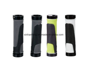 Hot-Sale Bicycle Grips for Mountain Bike (HGP-014) pictures & photos