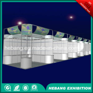 Hb-L00036 3X3 Aluminum Exhibition Booth pictures & photos