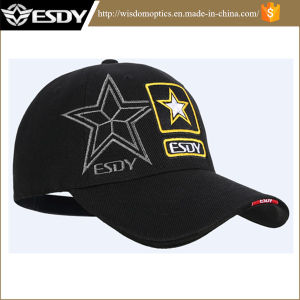 Esdy Hotsale Tactical Military Cap Tan Color pictures & photos