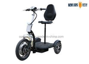 Single Seat Disability Electric Mobility Scooter for Disabled People pictures & photos