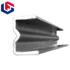 U Section Steel Black or HDG Cold Roll SPCC Steel Channel