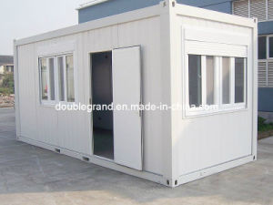 Modular Movable Container House for Small Shop pictures & photos