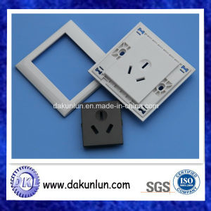 Wireless Plug Switch Plastic Cover by Injection Project