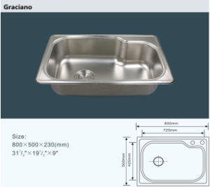China Wholesale Kitchen Lab Stainless Steel Hand Wash Sink - China ...