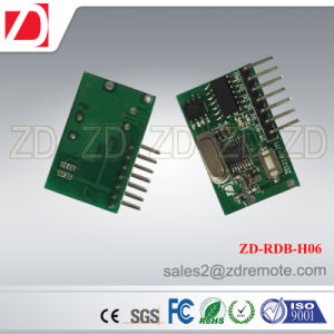 Super Heterodyne Wireless Decoding Receiver Module Zd-Rdb-H05 pictures & photos