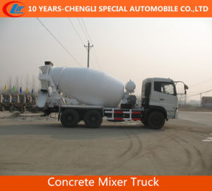 Dongfeng 6X4 Concrete Mixer Truck pictures & photos