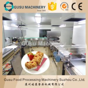 SGS New Condition and Biscuit Application Peanut Chocolate  Bar  Making Machine pictures & photos
