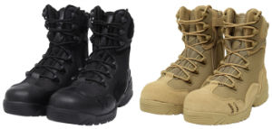 High Army Military Tactical Commander Ranger Assault Combat Boots pictures & photos