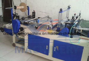 Plastic Side Sealing Bag Making Machine (SZD-600) pictures & photos