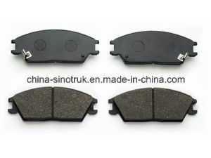 Professional Supply Original Brake Pad for Nissan Tb156 pictures & photos