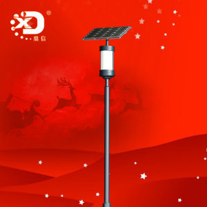 High Efficiency Solar Street Lamp with Solar Panel