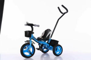 China Kids Push Tricycle Stroller Baby Toys Scooter Bike pictures & photos