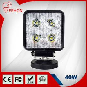 Black CREE 40W LED Work Light for Mining Industry Agriculture pictures & photos