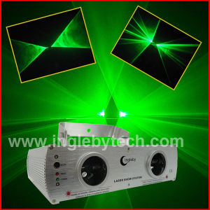 Single Green Two Lens Laser Light System (IGB-S302)