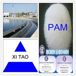 Cationic Polyacrylamide C5630 for Industrial & Municipal Waste Water Treatment