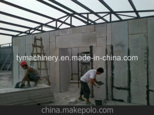 Lightweight EPS Cement Sandwich Partition Wall Panel Machine/Equipment pictures & photos