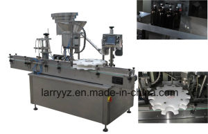 Gfz4/100 Vial Liquid Filling Stoppering Crimping Machine & Vial Filling Plugging Capping Machine pictures & photos