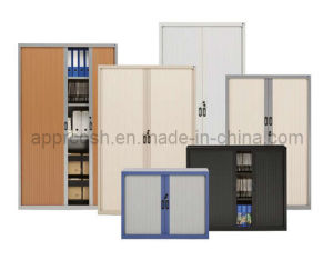 Customized Size Filing Cabinet Tambour Door