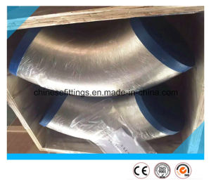 Wp304 Wp316L Wp321 Seamless Elbow Stainless Steel Pipe Fitting pictures & photos