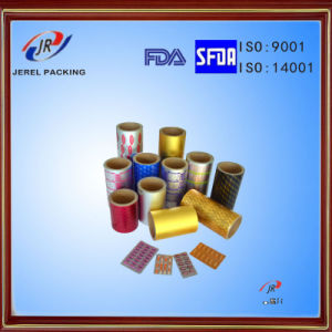 Blister Alu Foil Factory for Pharmaceutical Packaging pictures & photos