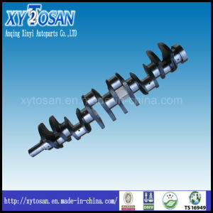 Forged Steel Crankshaft for Scania Ds11/Ds12/Ds13 (OEM: 1308467 3420601 3708501 312739) pictures & photos