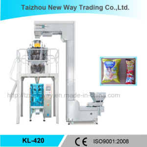 Vertical Flow&Nbsp; Wrap Machine with Ce Certificate