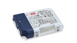 LCM-40 40W Multiple-Stage Constant Current Mode LED Driver