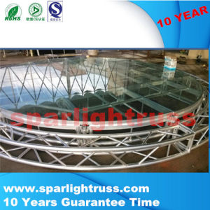Glass Stage, Concert Stage, Wedding Stage Decoration China pictures & photos
