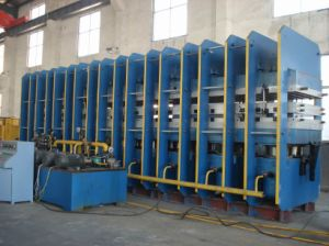 Factory Rubber Conveyor Belt Vulcanizing Machine pictures & photos