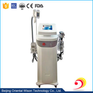 Vacuum Cryolipolysis Cavitation RF Laser Body Slimming Machine pictures & photos