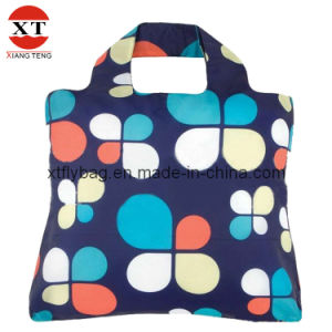 Full Printing Tote Canvas Bag with Zipper (XTFLY00099)