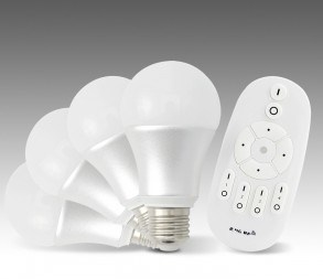 LED Single Color 2.4G WiFi Dimmable Bulb (KSF212D0L)