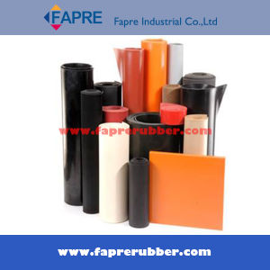 SBR Rubber Sheet/Industrial SBR Rubber Sheet for Round Gaskets,