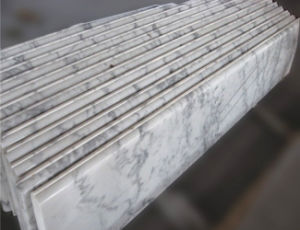 window sill  50mm x 50mm x 20mm with 3 edge finishes SAMPLE Slate Step