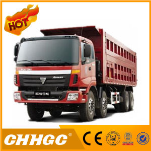 Light Duty 4 Axles 8X4 Tipper Truck Hot Sales in Desmotic and Overseas