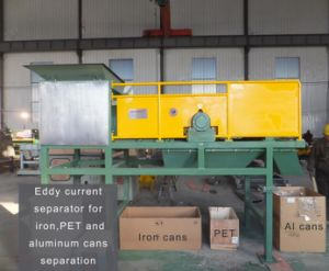 Scrap Steel Processing Aluminum Can Recycling Equipments Manufacturer pictures & photos