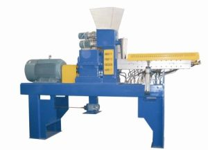 Twin Screw Extruder with High Speed Screw and High Toruqe