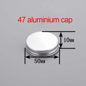 47/410 Cream Jar Round Aluminium Cosmetic Cap pictures & photos