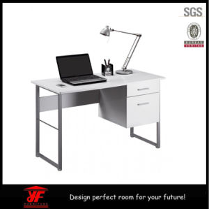 2016 Modern Office Furniture Design Simple Wooden Computer Desk With Two  Drawers