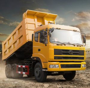 Sitom Dumper Heavy Duty Truck with Cummins Engine