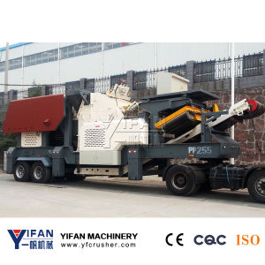 High Performance and Low Cost Portable Stone Crusher pictures & photos