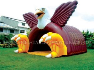 Inflatable Tunnels, Eagle Inflatable Tunnel (B7003) pictures & photos