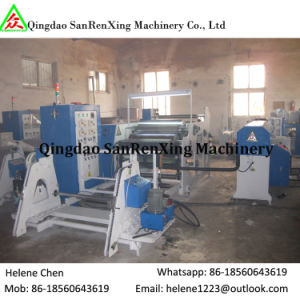 Compound Bandage Tape Making Laminating Coating Machine