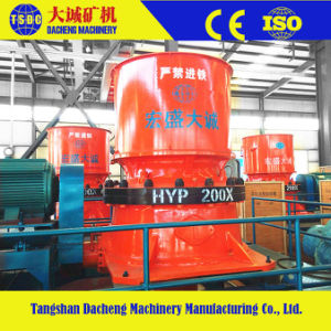High Efficiency Stone Crushing Machine Cone Crusher pictures & photos
